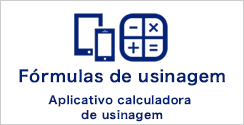 Aplicativo calculadora de usinagem
