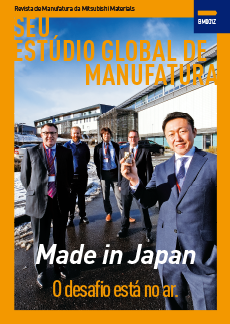 VOL.1 : Made in Japan  O desafio está no ar.